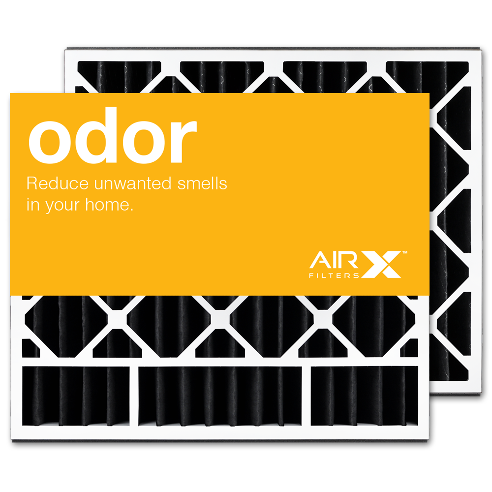 20x25x5 AIRx ODOR Skuttle 000-0448-002 Replacement Air Filter - Carbon
