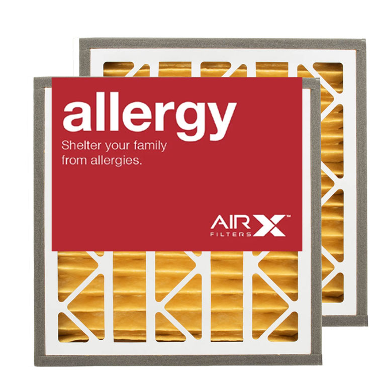 20x20x3 AIRx ALLERGY Honeywell FC40R1003 Replacement Return Grille Filter - MERV 11