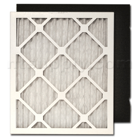 Fantech Replacement Pre-Filter and Carbon Filter for DM3000P/CM3000
