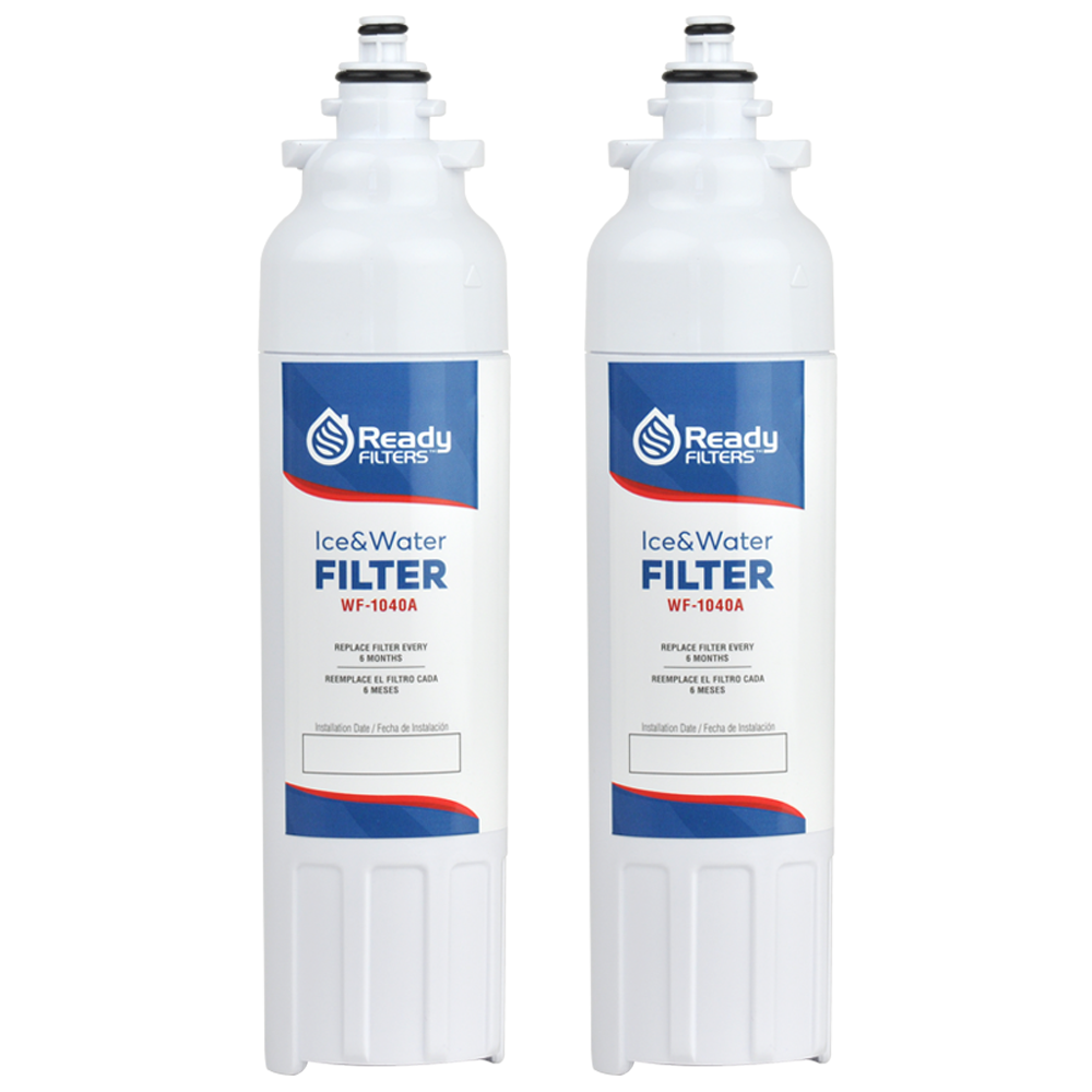 Ready Filters Replacement for LT800P Refrigerator Filter, 2-Pack