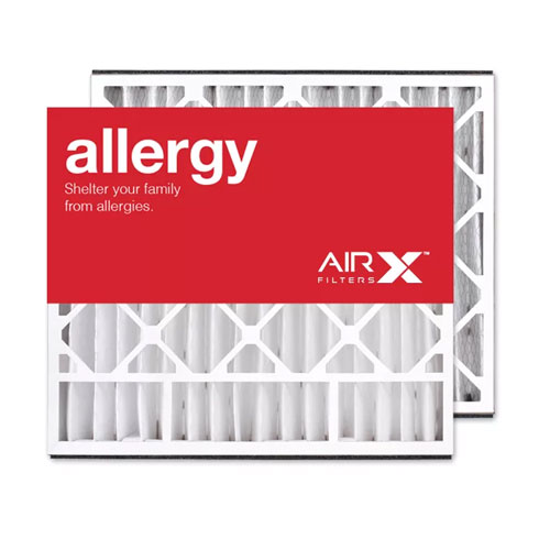 20x25x5 AIRx ALLERGY Replacement for Lennox X1152 Air Filter - MERV 11
